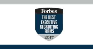 Forbes 2017 Executive Search Firms List
