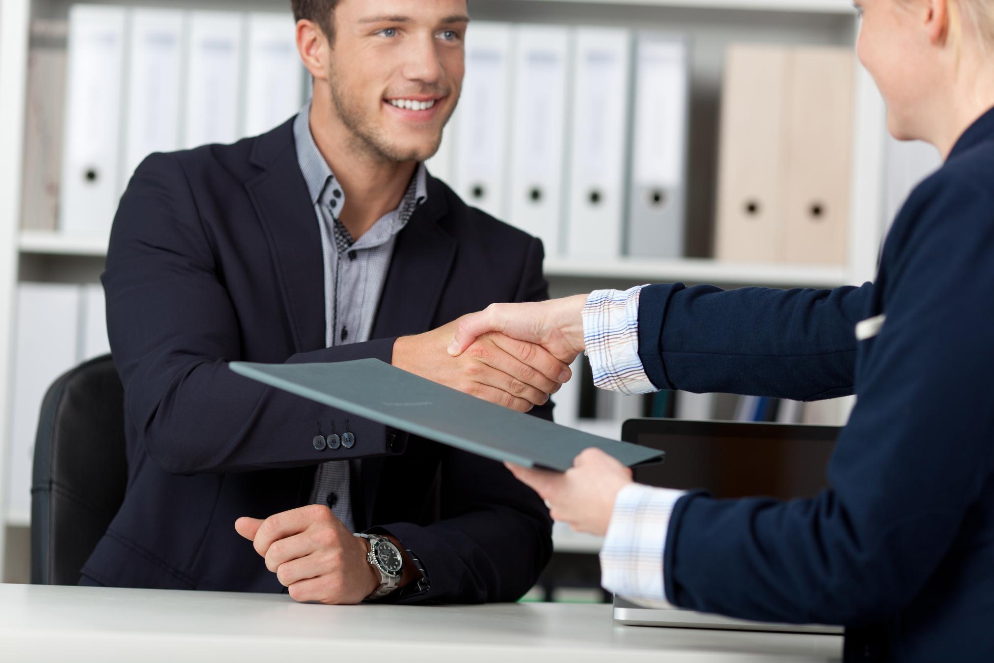 executive recruitment firm